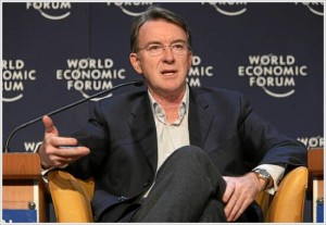 "Mandelson: ""They have nowhere else to go."" (Source)"