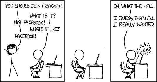 xkcd nails it again... (Source)