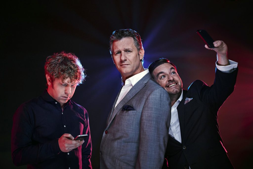 The Last Leg, a comedy show presented by disabled comedians, was commissioned for the Paralympics and has continued to be a regular satirical current affairs series on Channel 4. (Source - beyondthejoke.co.uk)